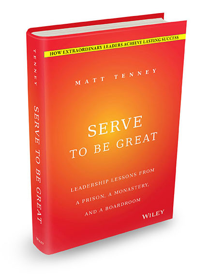 Serve To Be Great Leadership Book